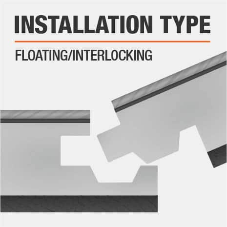 Flooring Installation Type