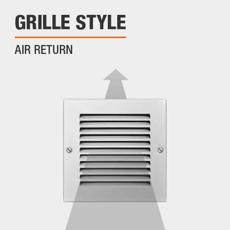 This product has a Air Return style.