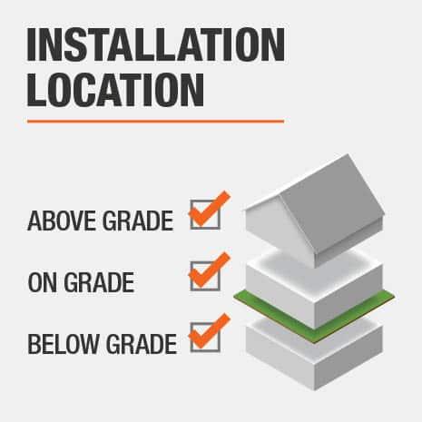 Flooring Installation Location