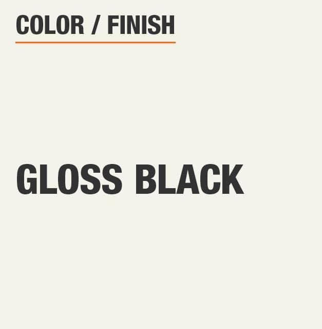 Gloss Black Garage Workbench