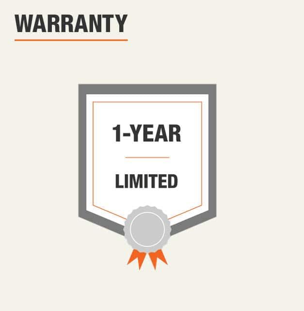 Husky 1 Year Limited Warranty