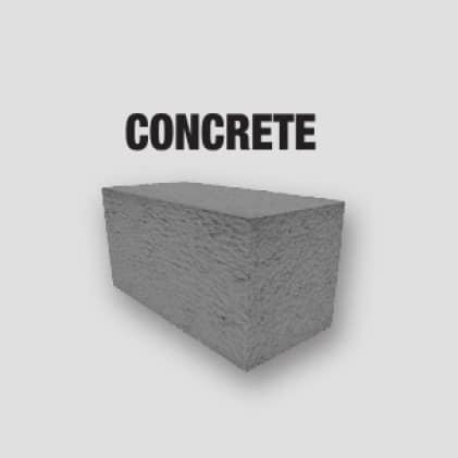 Drilling in Concrete