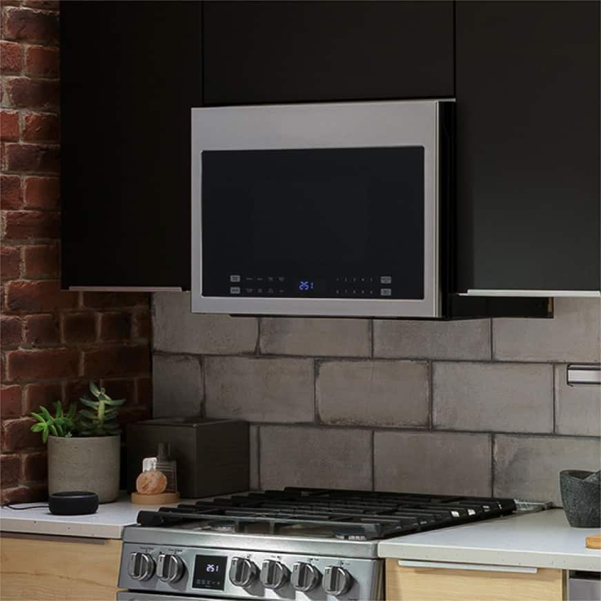 1 4 Cu Ft Over The Range Microwave
