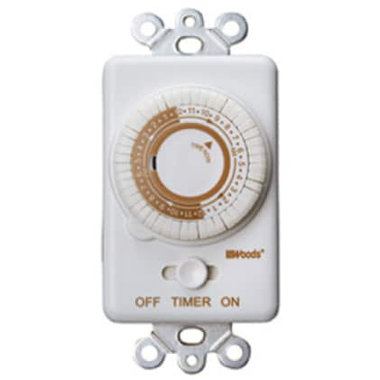 Southwire - Woods In-Wall Timers Assortment