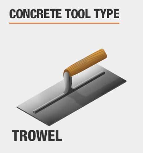 Concrete Tool Type