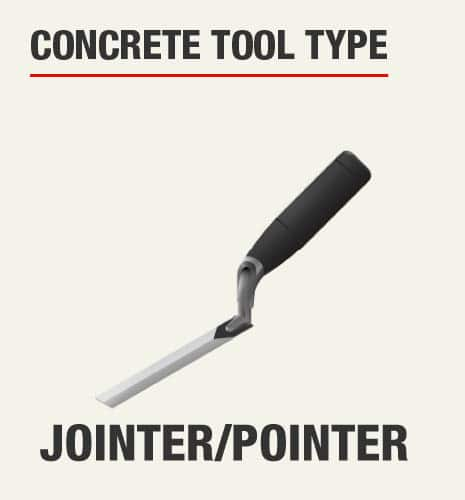 This tool is a jointer/pointer.