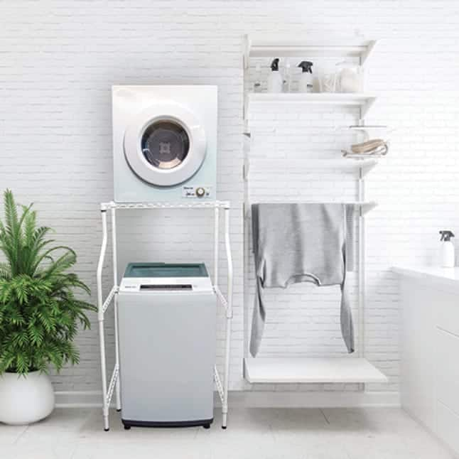 Our compact washers are perfect with our compact dryers
