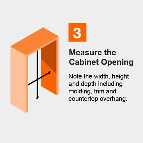 Measure the Opening
