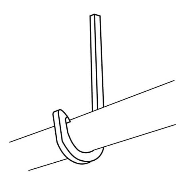 J-hook icon
