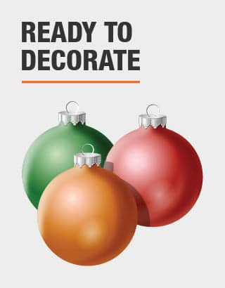 This product is ready to decorate