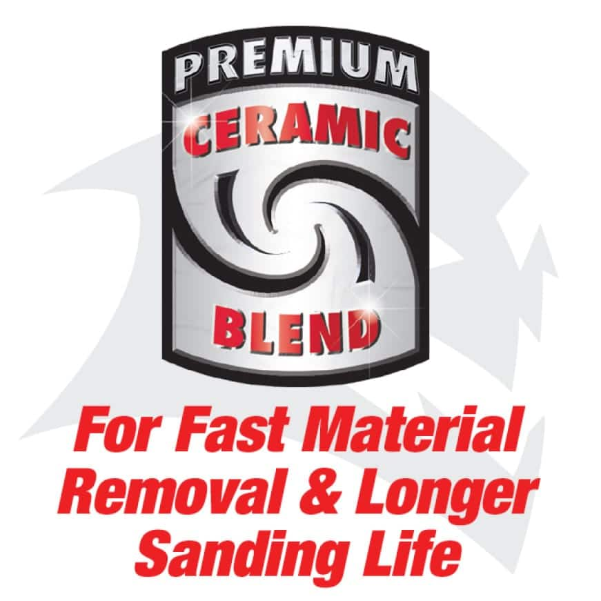 This is an image of Diablo's premium ceramic blend.