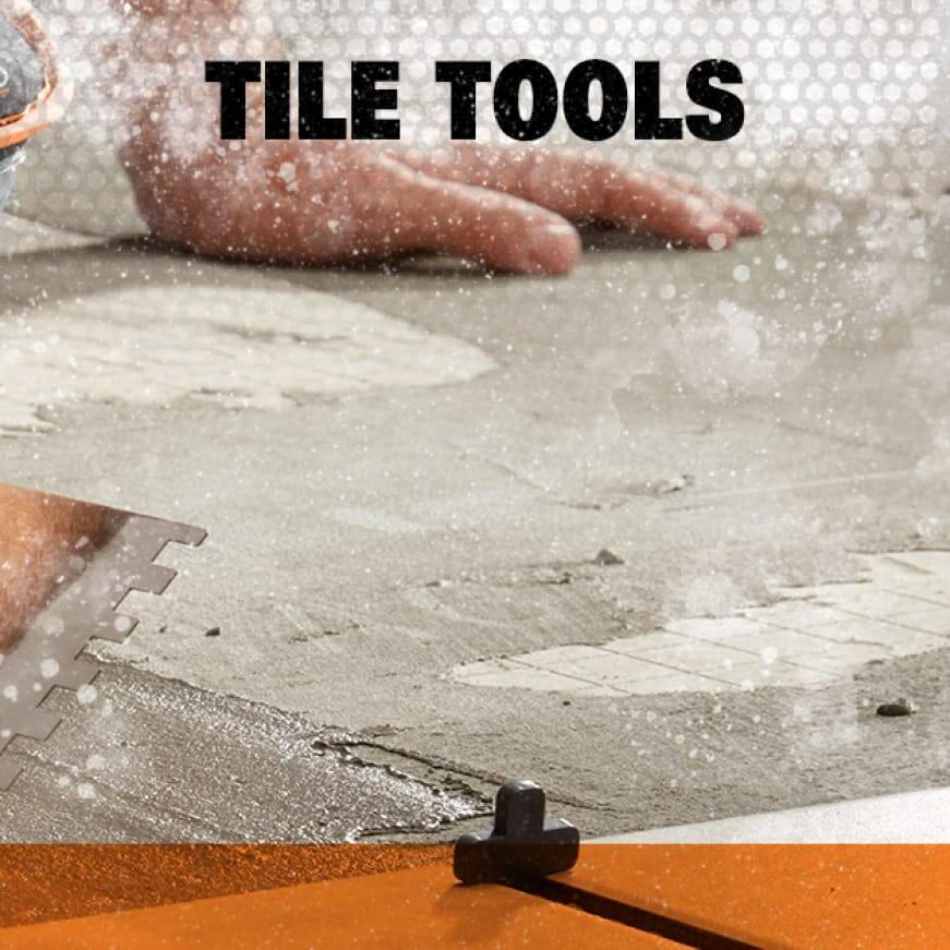 Premium tile tool design