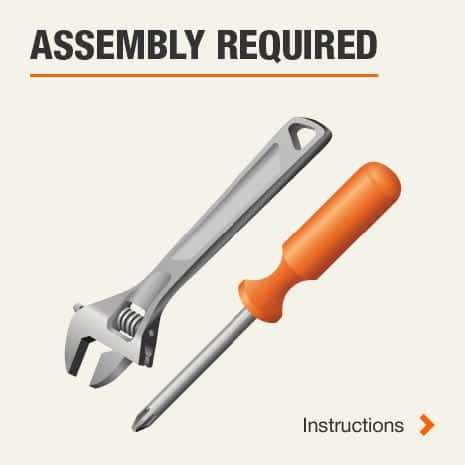 Assembly Required. Click for Instructions