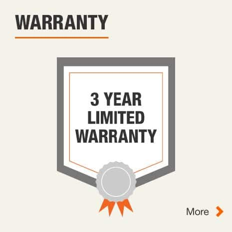 3 Years Manufacturer Warranty. Click for more information.