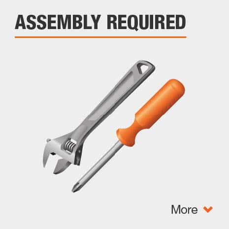 End Table with Required Assembly