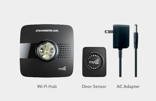 Smart Garage Hub Contents