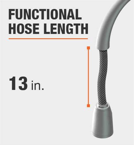 Hose Functional Length