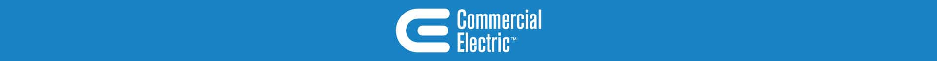 Commercial Electric logo banner