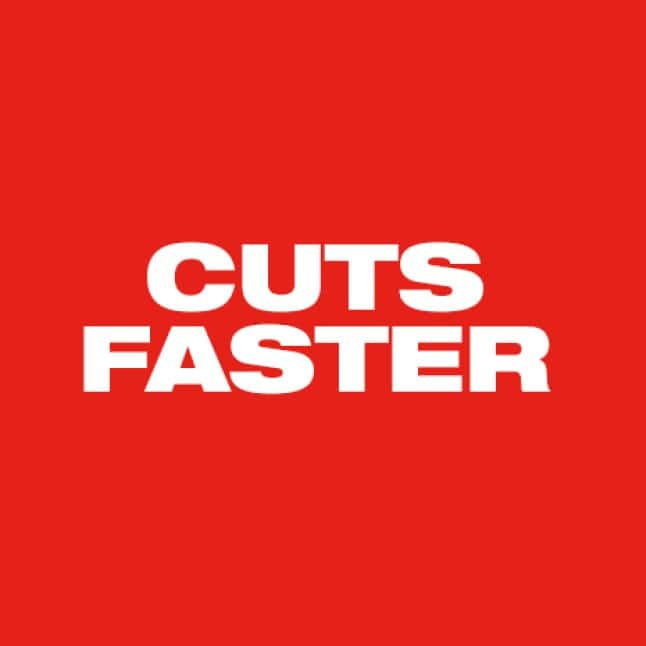 7 TPI Design for Faster Cutting