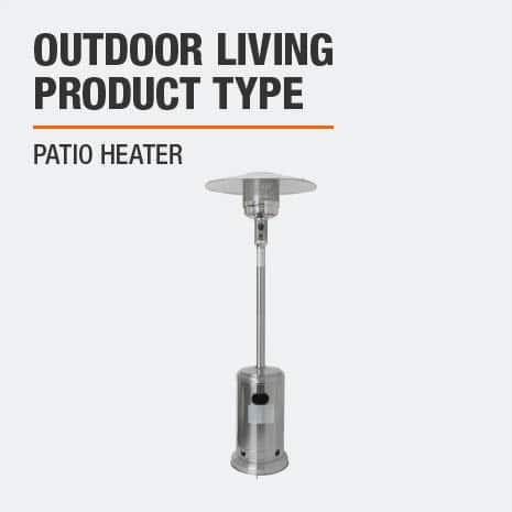 This outdoor living product is a patio heater.