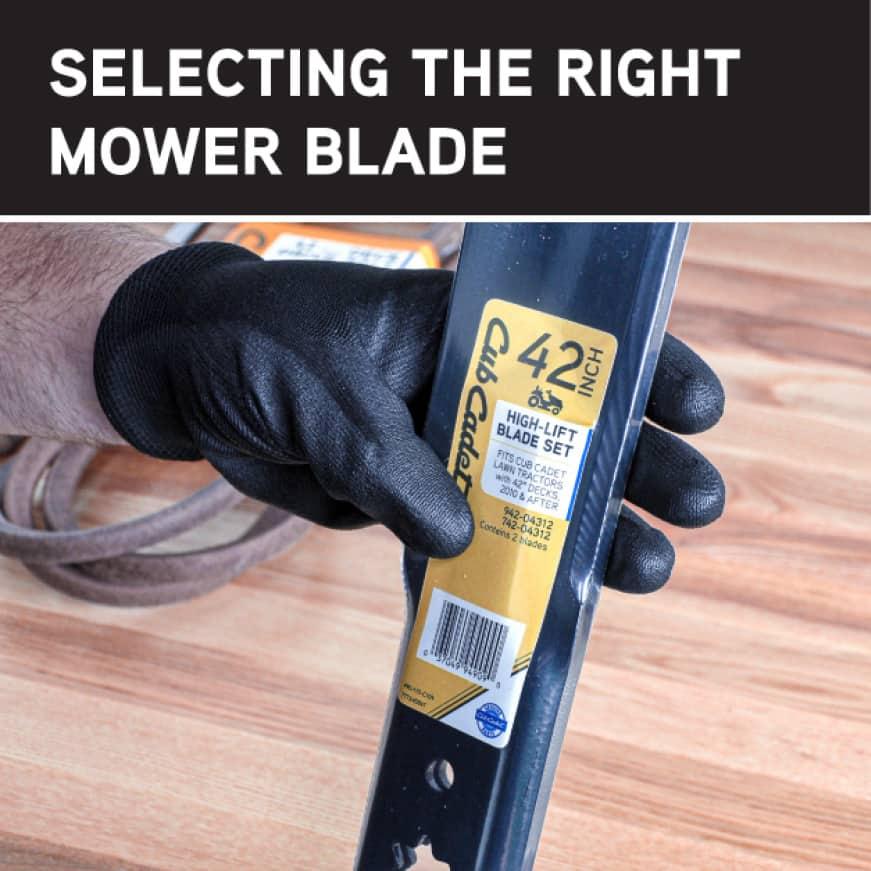 Cub Cadet Genuine Parts mower blade