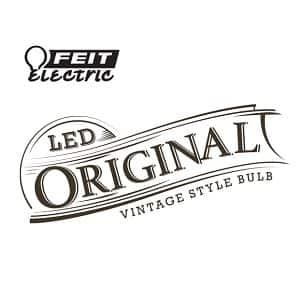 Feit Electric Original Vintage LED Edison bulbs icon