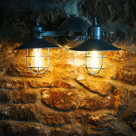 Feit Electric outdoor historic touch Vintage LED Edison Bulbs