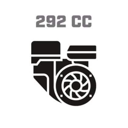 Icon image of 292cc engine
