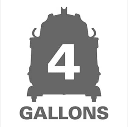 4 Gallon Wet/Dry Vac