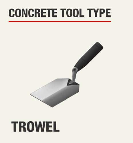 This tool is a trowel.