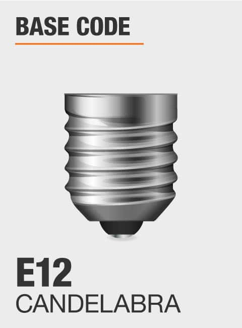 Cree 40w Equivalent Soft White 2700k B11 Candelabra Exceptional Light Quality Dimmable E12 Led Light Bulb 2 Pack Tb11 03527mdch15 12de12 1 12 The Home Depot