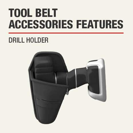 This product includes a Drill Holder