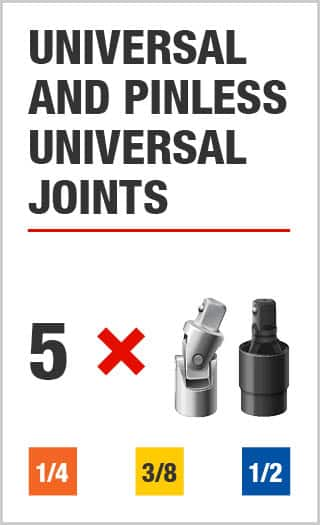 Universal and Pinless Universal Joints
