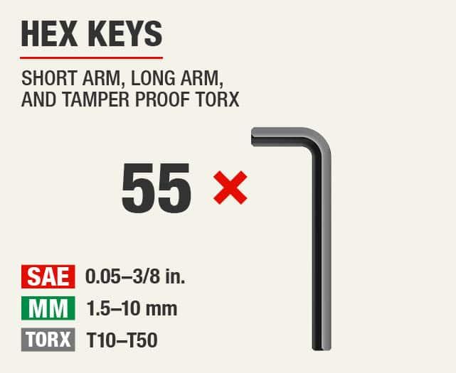 Hex Keys