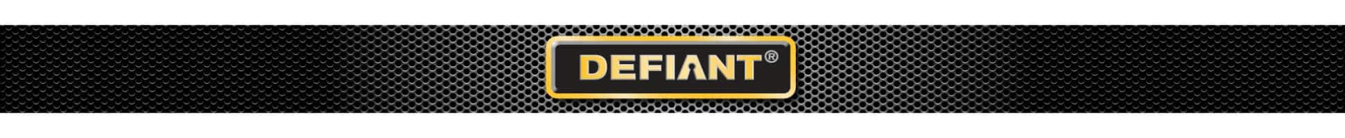 Defiant Brand Logo