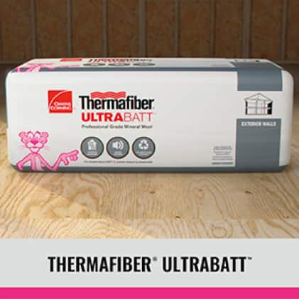 Thermafiber UltraBatt Package