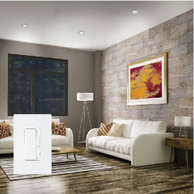 Use Accessory Dimmer to control your HALO Home smart lighting devices using Bluetooth.