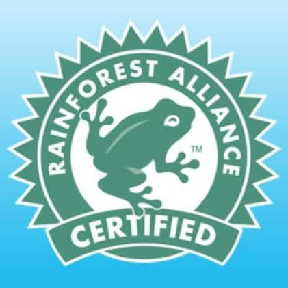 Charmin is Forest Rainforest Alliance and Forest Stewardship Council® (FSC®) Certified.