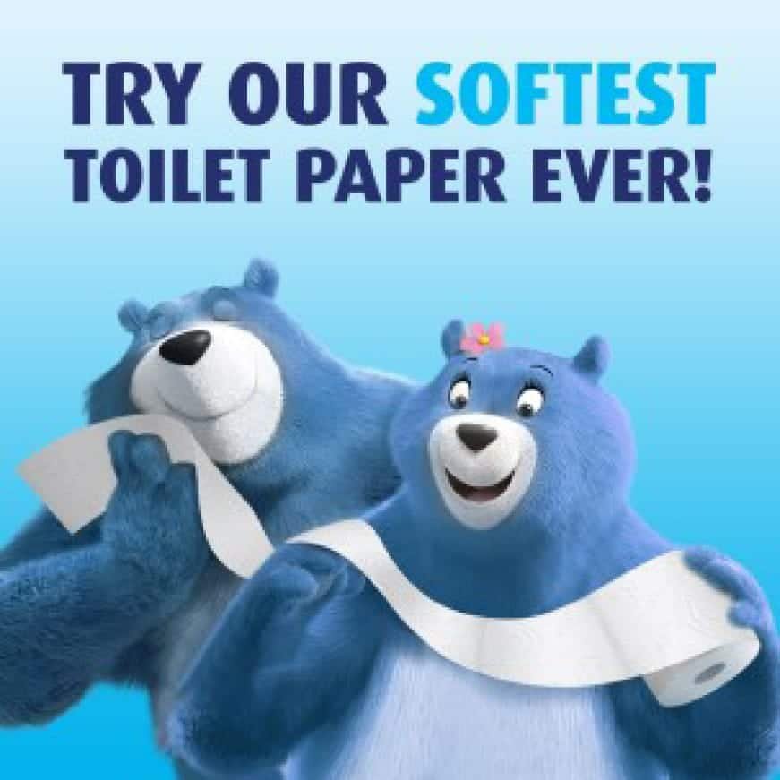 Charmin Ultra Soft is our strongest toilet paper ever.