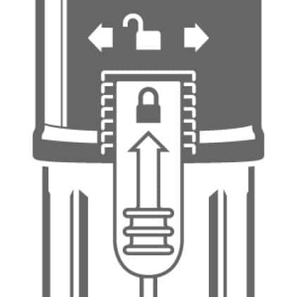 Locking Accessory
