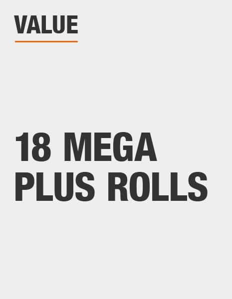 mega roll toilet paper