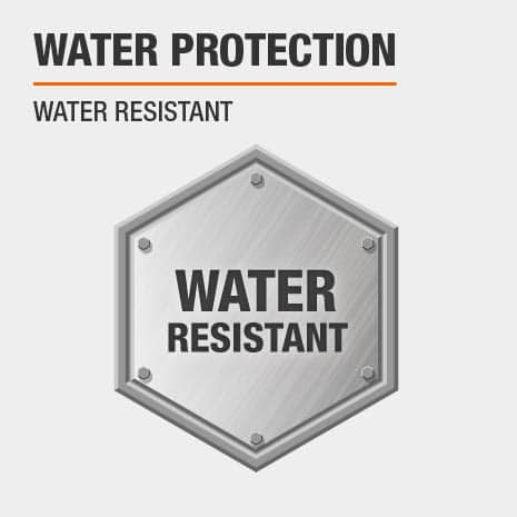 Water resistant Vinyl Plank.
