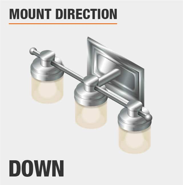 Mount Direction Down