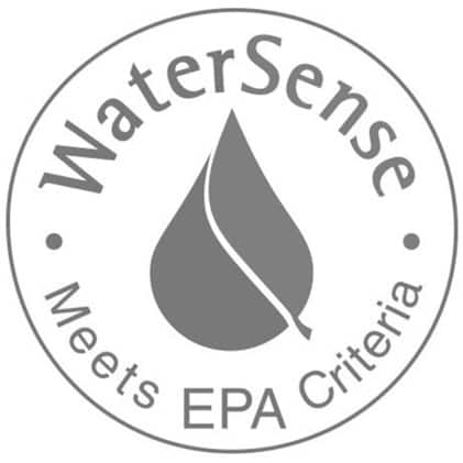 Watersense Compliant
