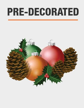 This product is pre-decorated