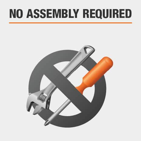 No Assembly Required