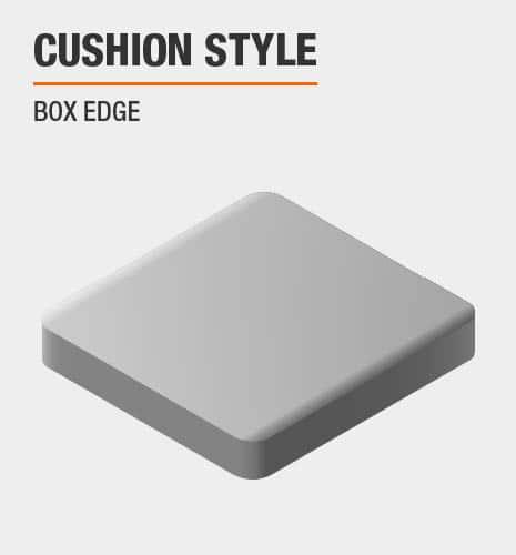 Box Edge Cushion