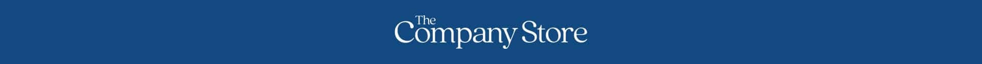 The Company Store Brand Banner