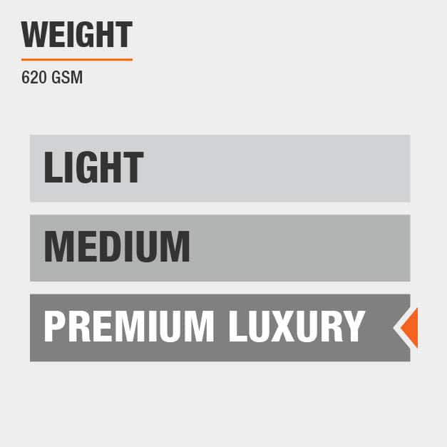 premium luxury weight