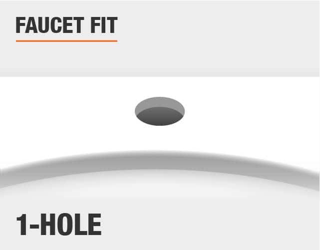 Faucet Fit Single Hole